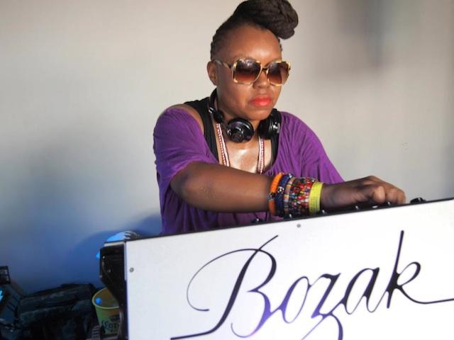 DJ Sabine (Ocha Records)